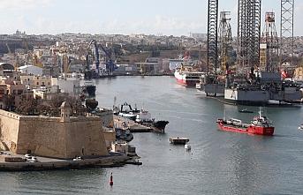Kaçırılan Elhiblu 1 tankeri Malta'da kontrol altına alındı