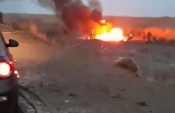 Kazakistan'da askeri helikopter düştü: 13 ölü