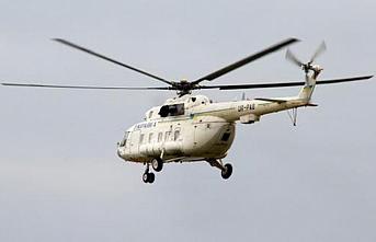Kazakistan'da Mi 8 tipi helikopterlerin uçuşları durduruldu