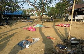 Myanmar'da karakol saldırısı: 9 ölü
