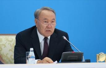 Nazarbayev'den halka teşekkür tam metni