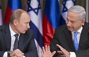 Netanyahu Suriye krizinin çözümü için Trump ve Putin'e plan sundu