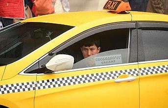 Özbekistan'da bireylerin taksi hizmeti vermesine izin verilecek