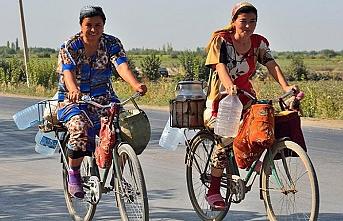 Özbekistan'da, kadınların petrol endüstrisinde çalışmasına izin verildi