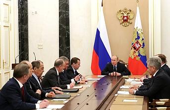 Putin, Güvenlik Konseyini Venezuela gündemiyle topladı