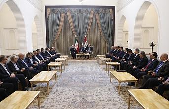Ruhani: Irak ile tarihi ve bölgesel ilişkilerden vazgeçemeyiz