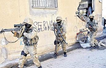 Şırnak'ta PKK operasyonu, 25 gözaltı