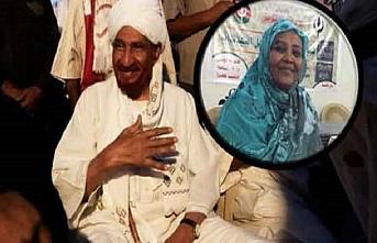 Sudan'da eski Başbakan Mehdi'nin kızı artık serbest
