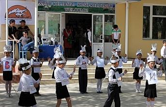 TİKA'dan Özbekistan'a eğitim desteği