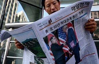 Trump-Kim Zirvesi sonrasında Kore Yarımadası'nda yeniden belirsizlik - Mehmet Özay