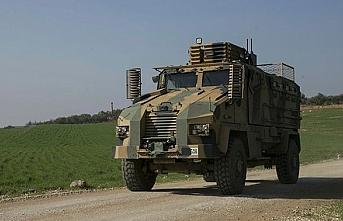 Türk askerlerini taşıyan kirpi devrildi: 9 asker yaralı