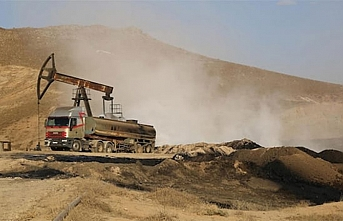 Türkiye'de bir ilk: Yer çatlatılarak petrol