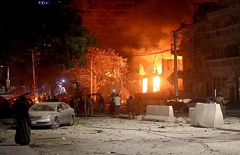 Türkiye'den Somali'de yaşanan saldırıya kınama