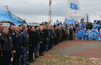 Türkmenler Altınköprü Katliamı'nın kurbanlarını andı