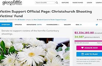 Yeni Zelanda saldırı mağdurlarına yardım fonu açıldı