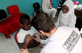 Yeryüzü Doktorlarından Senegal'de sağlık taraması