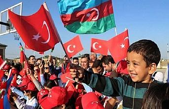 23 Nisan'da TİKA'dan Azerbaycanlı çocuklara 30 bin kitap