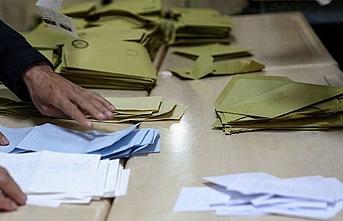530 sandıkta  AK Parti lehine 11 bin 109 oy geçti