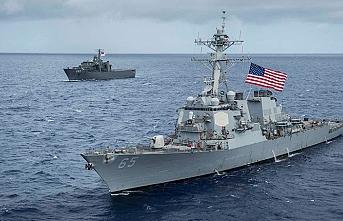 ABD, Güney Çin Denizi'ndeki ipleri geriyor