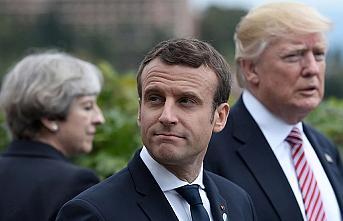 ABD, İngiltere ve Fransa'dan Esed'e uyarı