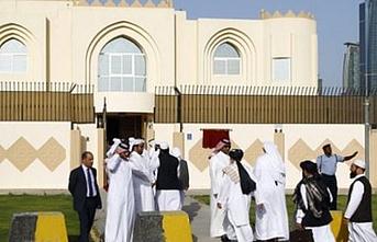 Afganistan Katar'ın süresiz erteleme kararına kızdı