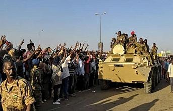 Askeri darbenin yaşandığı Sudan'dan Türkiye'ye çağrı