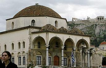 Atina'da cami hasreti sona eriyor