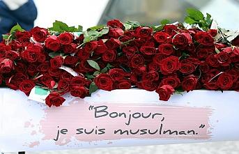 Belçikalı 50 genç: Buyurun ben Müslümanım