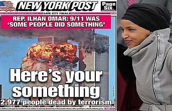 Birileri bir şeyler yaptı sözü New York Post'u kızdırdı