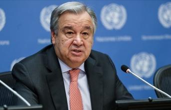 BM Genel Sekreteri'nden Golan Tepeleri 'Suriye'ye ait vurgusu'