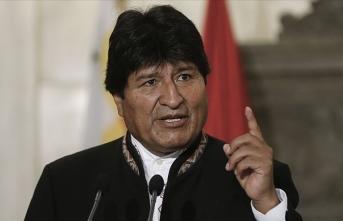 Bolivya Devleti Başkanı Morales, Türkiye'ye resmi ziyarette bulunacak