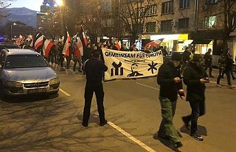 Bulgaristan'daki Nazi gösterisine bakanlıktan tepki geldi