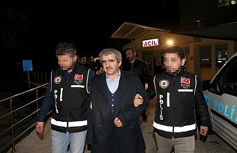 Bursa'da yakalanan eski ÖSYM Başkanı Demir Ankara'ya getirildi