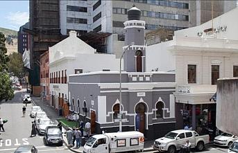 Cape Town'un Soweto ve Nur-ul Hamidiye Camii'nde Osmanlı motifleri
