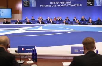 Çavuşoğlu NATO Dışişleri Bakanları Toplantısına katıldı