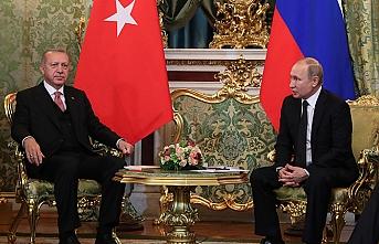 Rusya ile Suriye'de atacağımız adımlar büyük önem arz ediyor