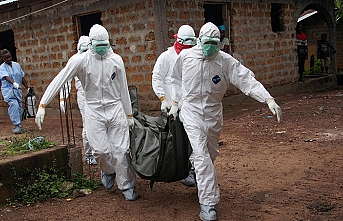 Ebola'dan bir günde 26 kişi öldü