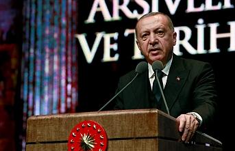 Erdoğan'dan Ermeni meselesinde Osmanlı Türkçesi uyarısı