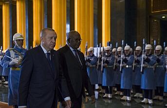 Erdoğan'dan Sudan'daki gelişmelerle ilgili ilk açıklamalar