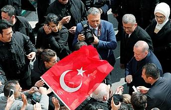 Erdoğan'ın, AK Parti Genel Merkezi'ne geçmesi bekleniyor