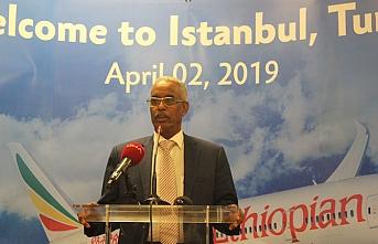 Etiyopya'dan İstanbul'a seferler başladı