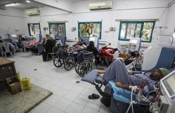 Gazze'de böbrek hastalarının bir aylık ilacı kaldı