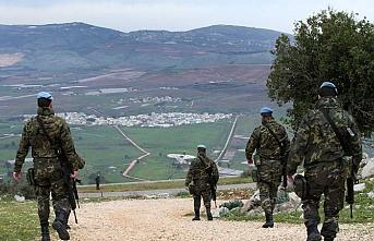 Golan Tepeleri'ndeki Lübnan toprakları