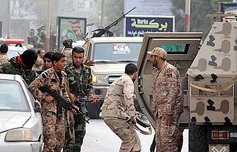 Halife Hafter'in Libya saldırısını destekleyen BAE'ye tepki