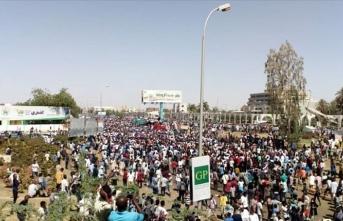 Hartum'daki gösterilerin 4 günlük bilançosu: 21 ölü