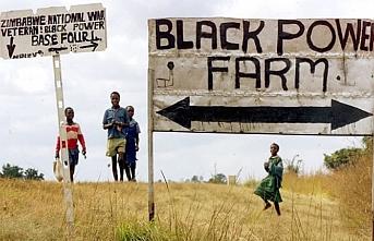Hiç kimse mutlu değil, ne Zimbabve'nin beyaz çiftçileri ne yerli halkı