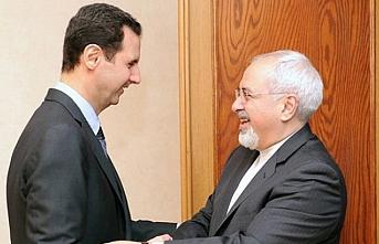 İran Dışişleri Bakanı Zarif Şam'da
