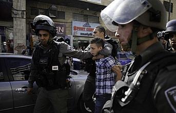 İsrail 1967'den bugüne yaklaşık 50 bin çocuğu tutukladı