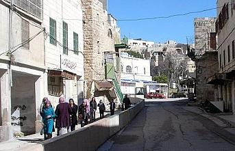 İsrail güçleri Filistin'de 6 sivili yaraladı