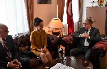 'İsveç'te Türklerin gurur haftası'